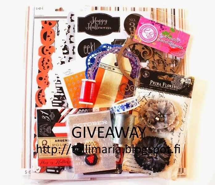 Giveaway by Terhi