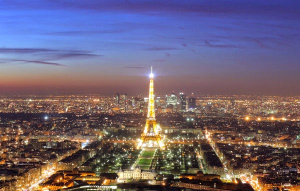 Travel tips holiday in Paris