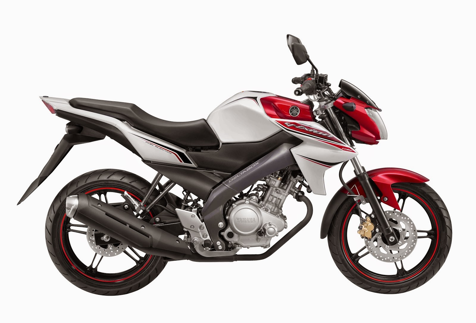 All New Yamaha V-Ixion Lightening 2014