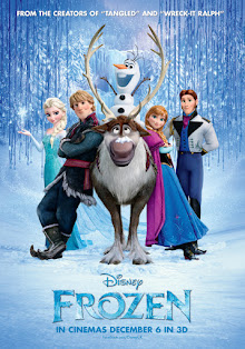 Portada de la película Frozen: El Reino de Hielo