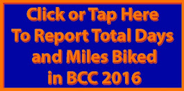 Report BCC Miles and Days Online