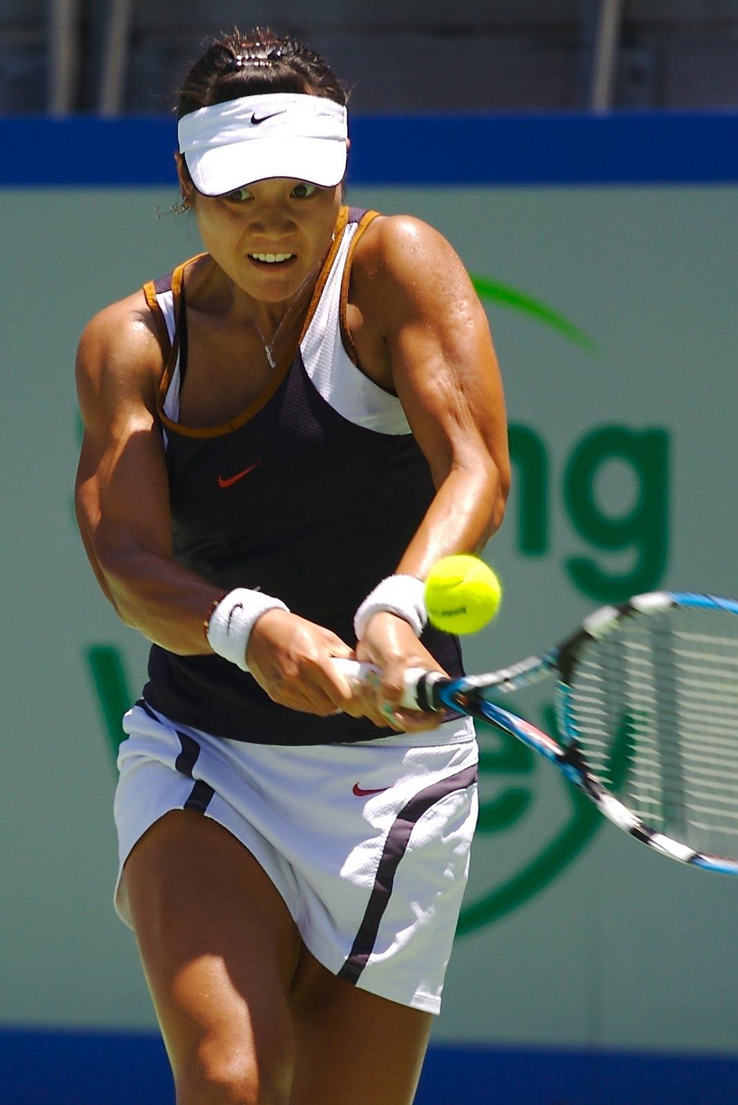 Cetusan Maonx June 2011 Ratu Tenis Menumpaskan Seorang Lagi Yakni Maria Sharapova Ni Pun Bukan Calang Power Dan Kuat Jugak Mengeruh Masa Main
