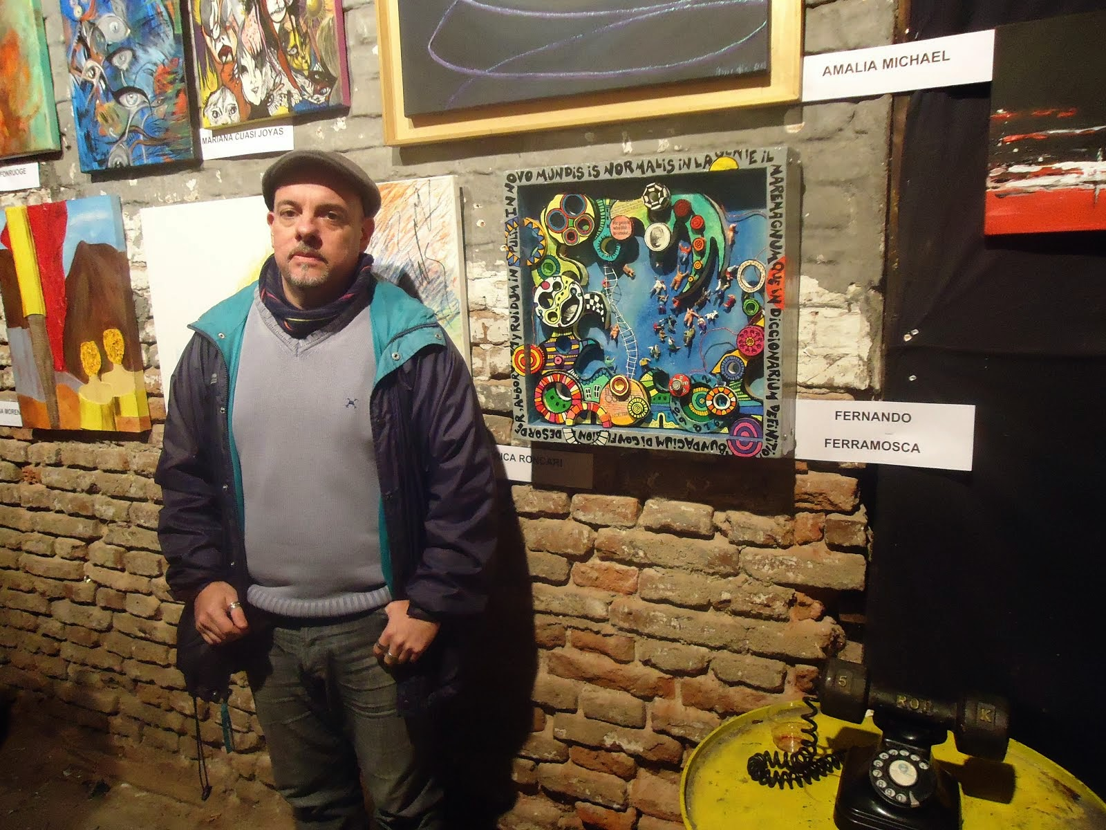 Gallery Nights 2014 Espacio Regazzoni