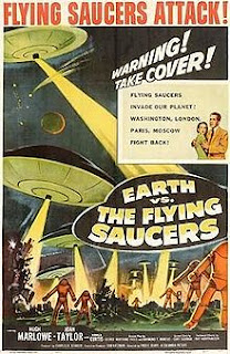 Sci-Fi Weekend Matinee: Earth vs. the Flyer Saucers