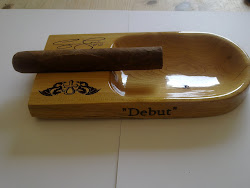 Hand made Cigar Ashtray