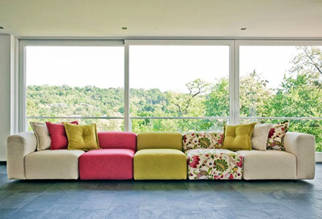 living room design ideas with a view hill