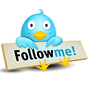 I'm on Twitter!