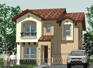 Vivaldi House Model at Highlands Pointe Taytay | House and Lot for