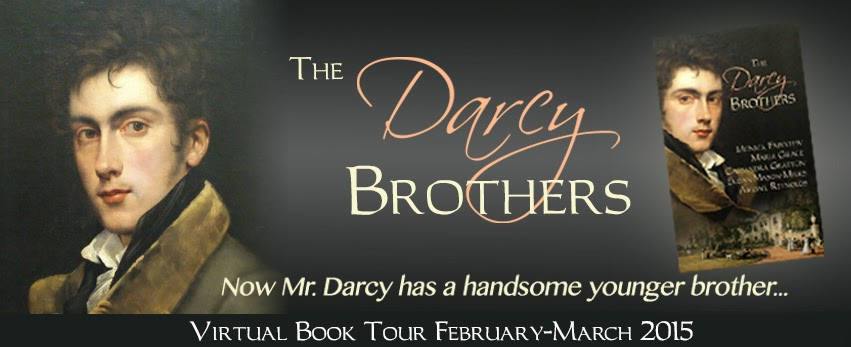http://austenvariations.com/the-darcy-brothers-release-date-and-virtual-book-tour-february-2015/