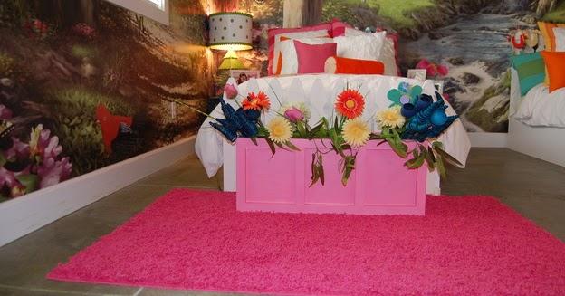 Dormitorio ni a con unicornios for Recamaras de unicornio para ninas