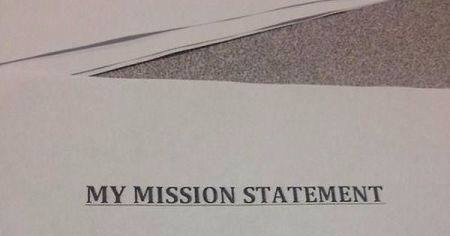 my mission statement  dr heckle