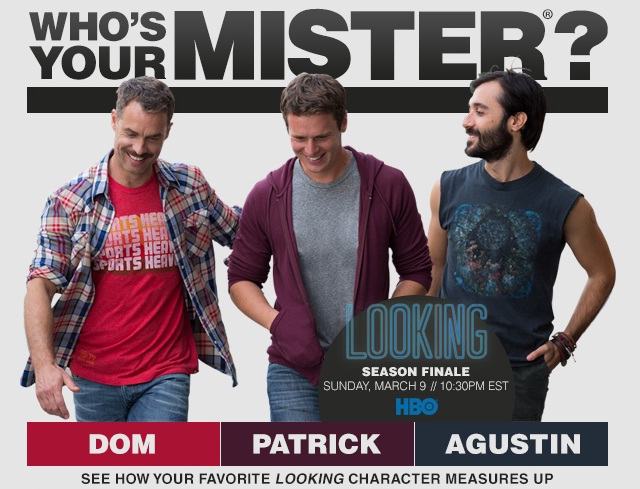 Image: Who's Your MISTER?