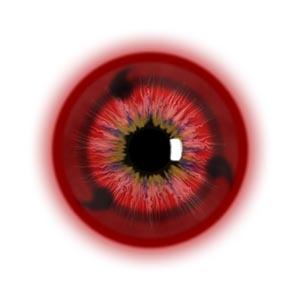 cara mengganti mata menjadi sharingan