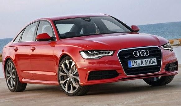 2015 Audi A6 Release Date