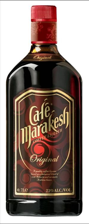 Café Marakesh
