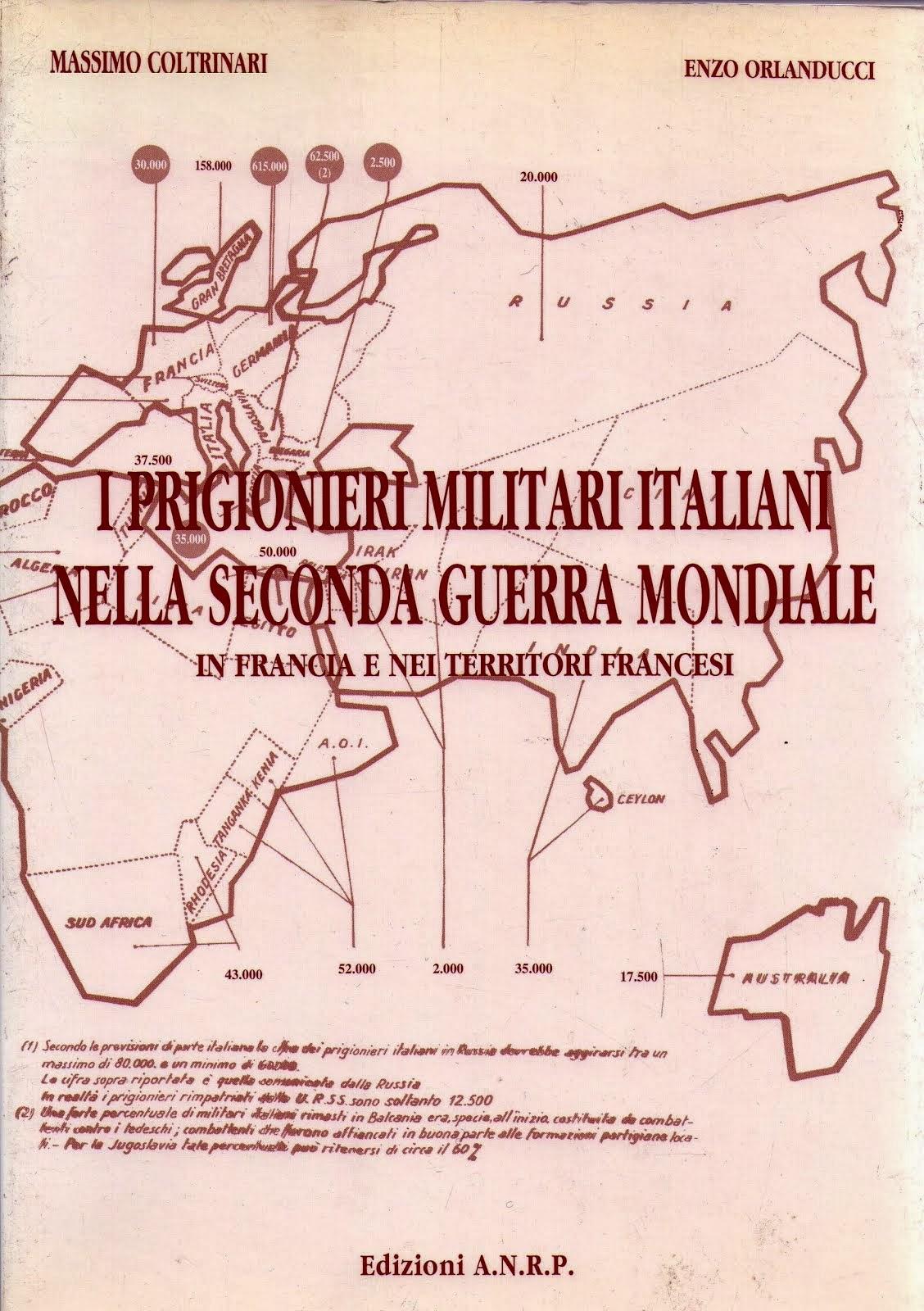 Prigionia in  mano alla Francia LIbera 1943-1946  II Edizione
