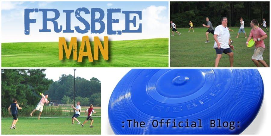 Frisbee Man