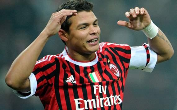 Kết quả hình ảnh cho Thiago Silva  milan