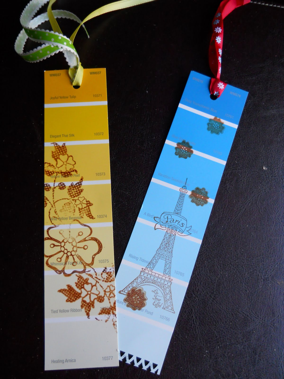 Be inspired easy diy bookmarks for Simple bookmarks