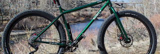 Kurt's Surly Krampus in Sparkly Green