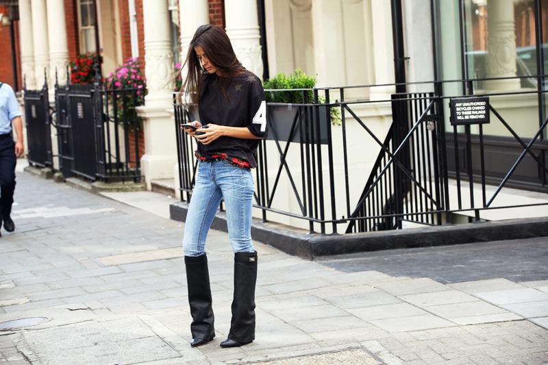 Sono gli stivali più cool del momento, già proposti sulle passerelle da  Givenchy nel 2008, ma ora sono diventati il must have di molte donne  fashioniste.