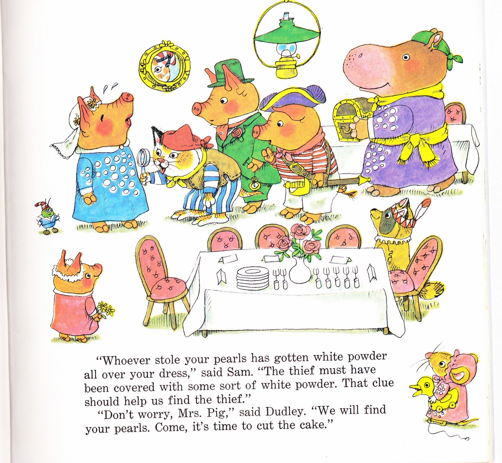 Lot of 8 RICHARD SCARRY Golden / Pictureback / Busy World Books GUC