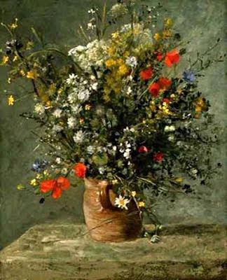 Ram de flors de primavera (Pierre Auguste Renoir)