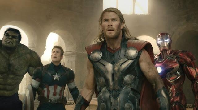 avengers 2 age of ultron still