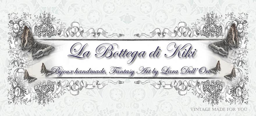 La Bottega di Kiki bijoux handmade, Fantasy Art by Lara Dell'Oro