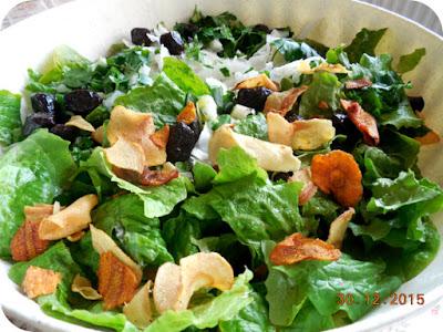 #Salatate - salata este sanatate curata