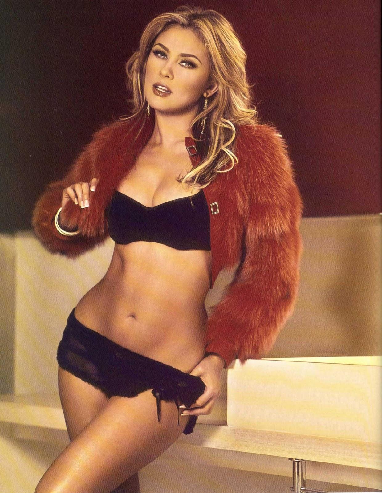 Mariah Carey medio desnuda en una potente foto con