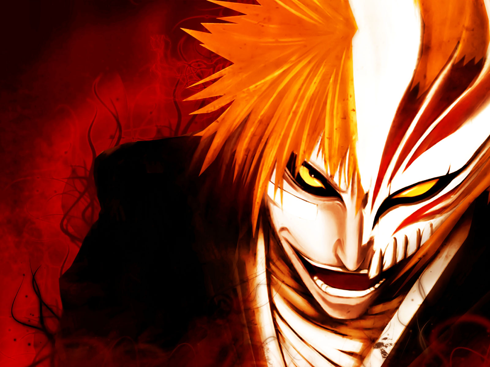 bleach ichigo hollow wallpaper -#main