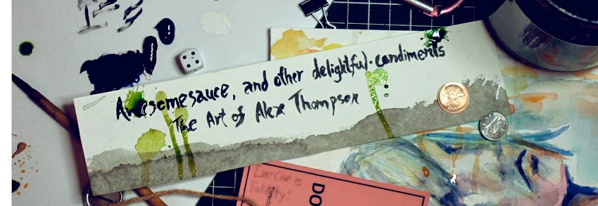 The Art of Alex Thompson