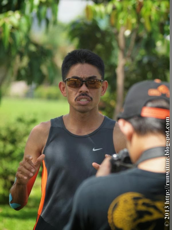 RUNNING WITH PASSION: Exclusive: Behind The Scene of ...