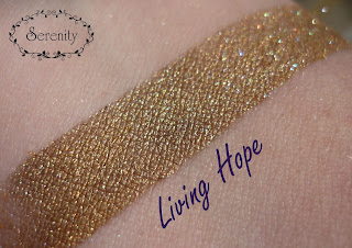 Innocent + Twisted Alchemy Swatch Living Hope