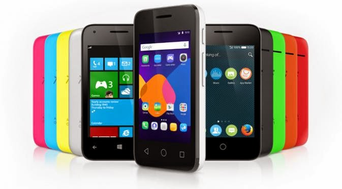 Alcatel One Touch Pixi 3 Series