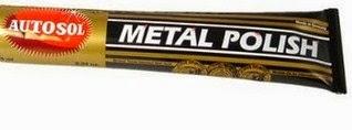 Cara Menggunakan Autosol Pengkilap Metal dan Batu Ijo