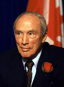 pierre trudeau just society essay