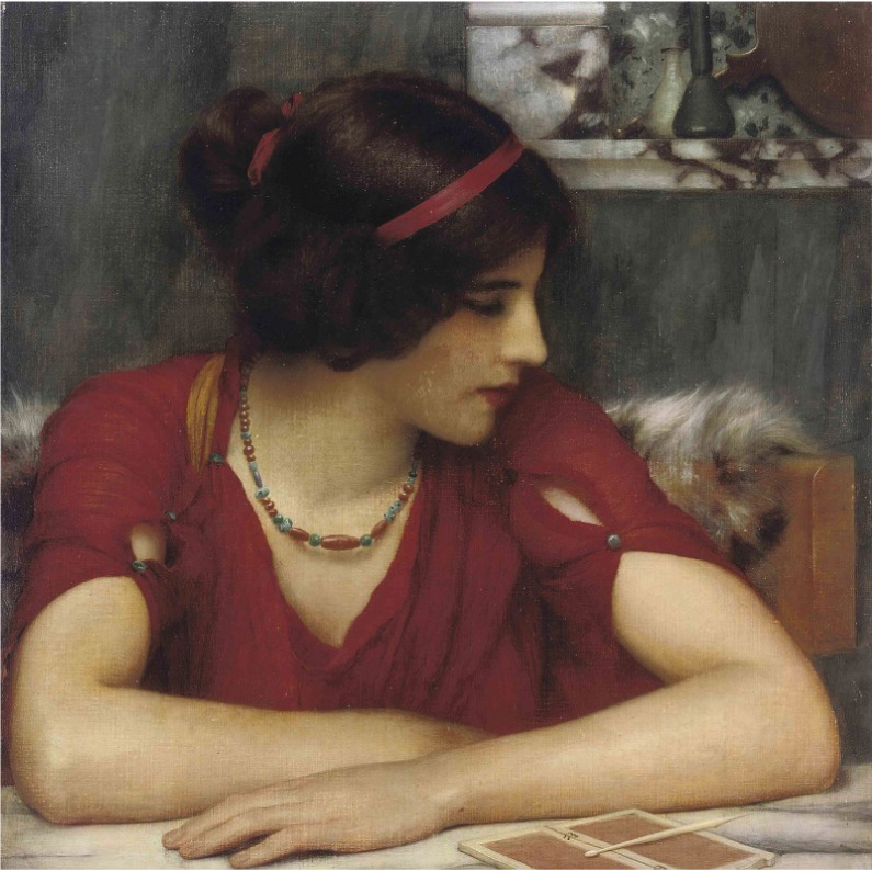 John William Godward - Page 2 Godw
