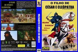 O FILHO DE CÉSAR E CLEÓPATRA - REMASTERIZADO