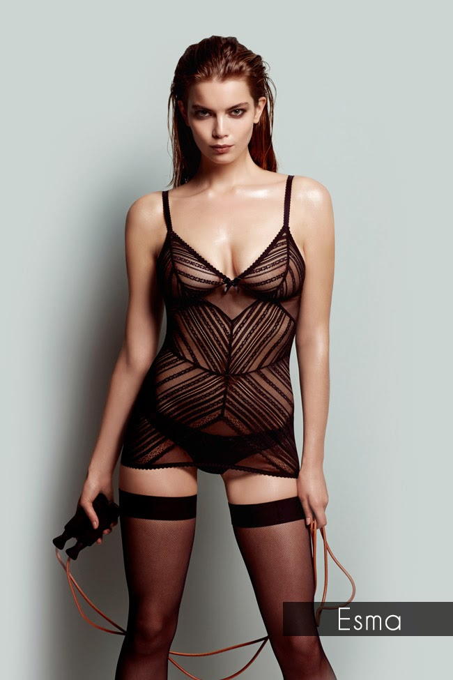 L'AGENT BY AGENT PROVOCATEUR © ALL COPYRIGHTS