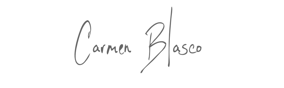 Carmen Blasco. Blog de moda y estilo de vida. Fashion and lifestyle curvy blog.