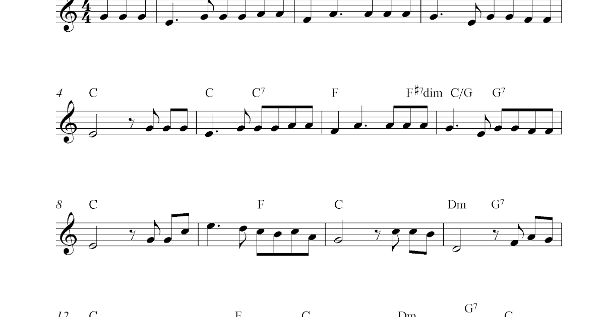 How Great Thou Art, free violin sheet music notes