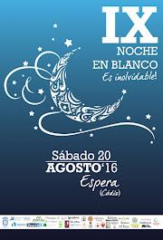IX NOCHE EN BLANCO