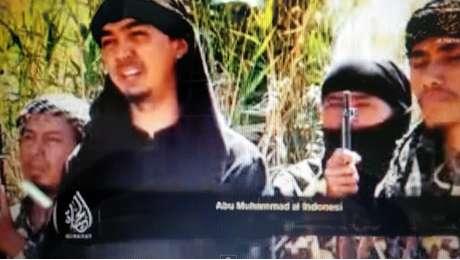 Orang yang dalam Video ISIS