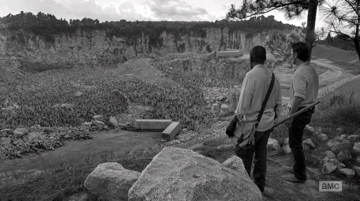 """The Walking Dead - First Time Again - Review: """"Sunday Parade"""""""