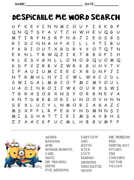 Zootopia Disney Word Search Printable - coloring.download