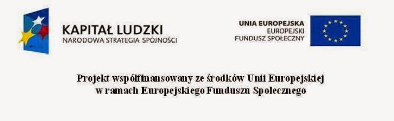 Projekt finansowany ze środków Unii Europejskiej