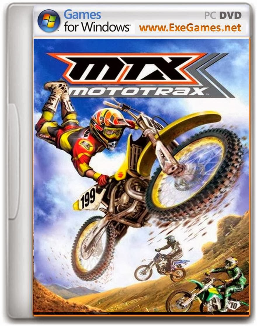 MTX Mototrax Game Free Download Full Version For PC, Free PC Games Download, Download Free Full Games