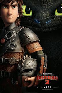Como entrenar a tu dragón 2 (2014)